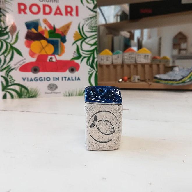book club casette rodari