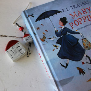 book club casette mary poppins